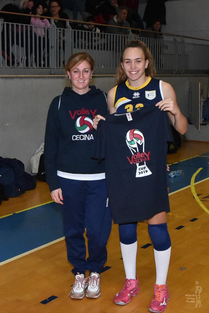 Miglior pallegiatore: Francesca Mammini