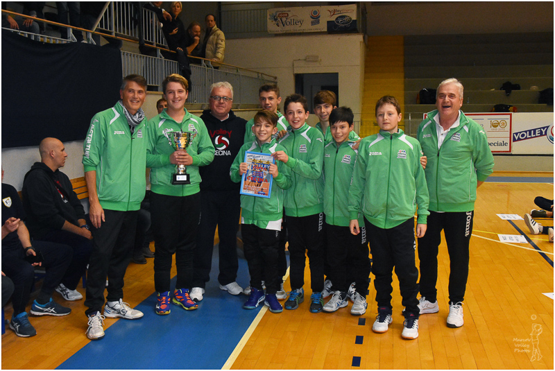 1° u14m Volley Club Cascinese
