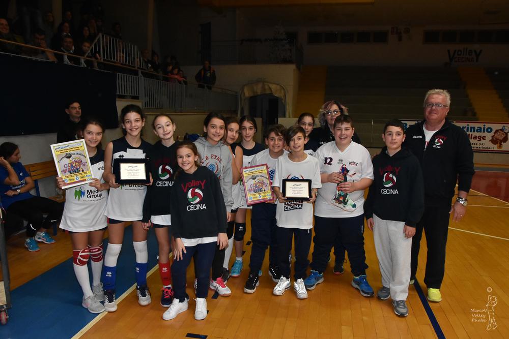 3-4° Classificato Volley Cecina