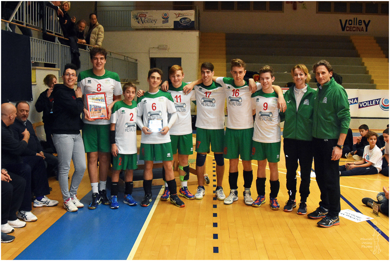 4° u16m Volley Club Cascinese