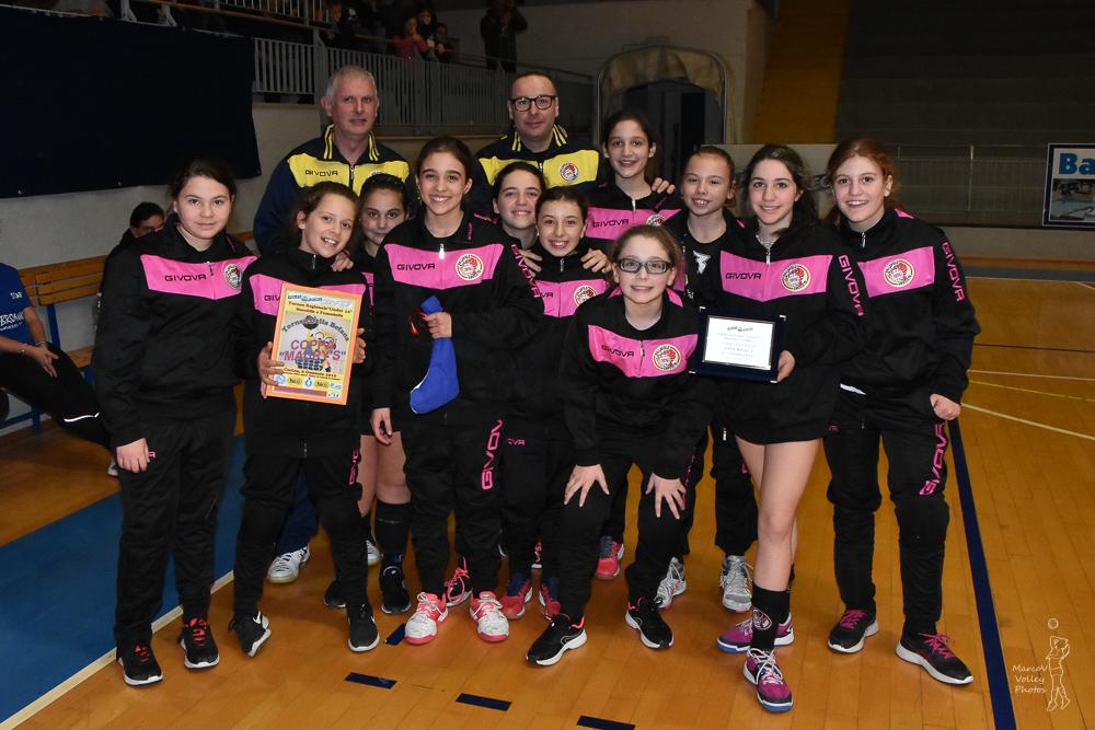 6° Classificato Volley Grosseto