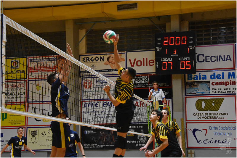 Finale 1-2° posto - Dream Volley Pisa-Torretta Volley Livorno