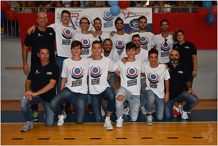 Serie C M - Volley Cecina
